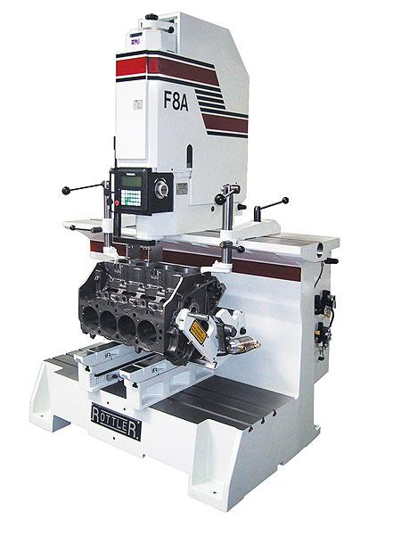 rottler machine