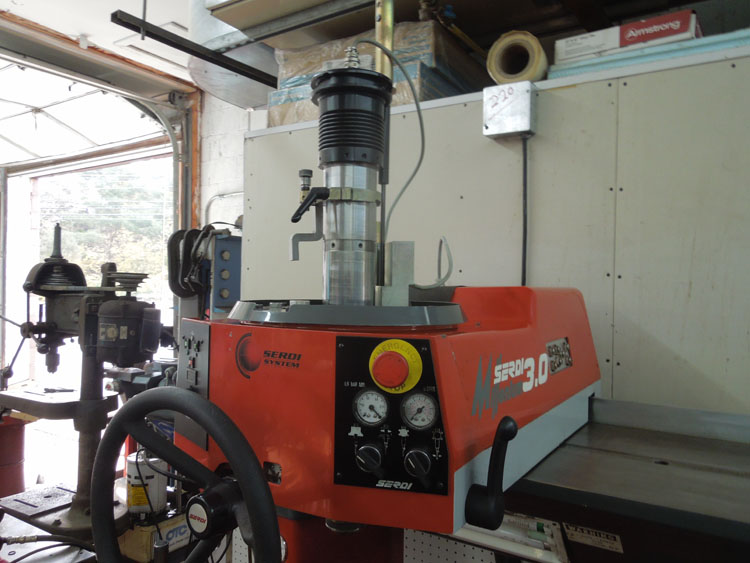 Serdi 3 0 Large Used Machine