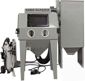 Soda Blaster-ABS Soda Blasters