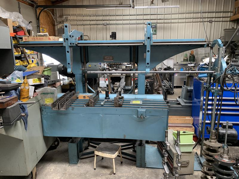 Engine Machine Shop >> Used Engine Rebuilding Equipment Used Automotive Machine Shop Equpment