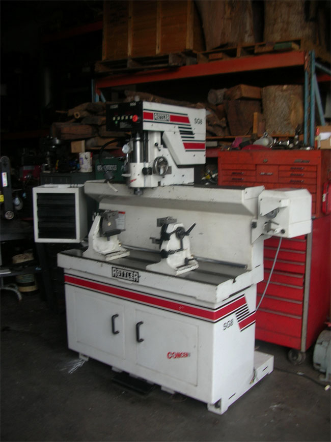 valve seat and guide machine for sale